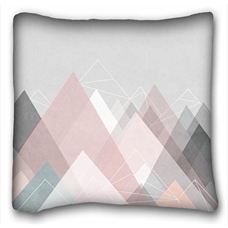 WinHome Euro Style Pillow Shams Best Choice Teens Girls Office Floor Kids Lounge Relatives Throw Pillow Case Cases Cover Cushion Covers Sofa Size 18x18 Inches Two Side