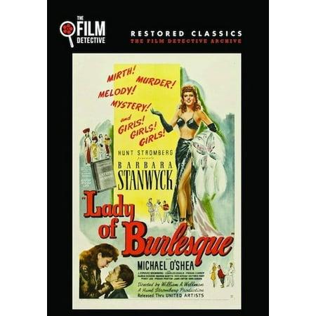 Lady of Burlesque (DVD) - Burlesque Boudoir