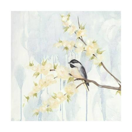 Spring Chickadees I Print Wall Art By Jade - Chickadee Magazine