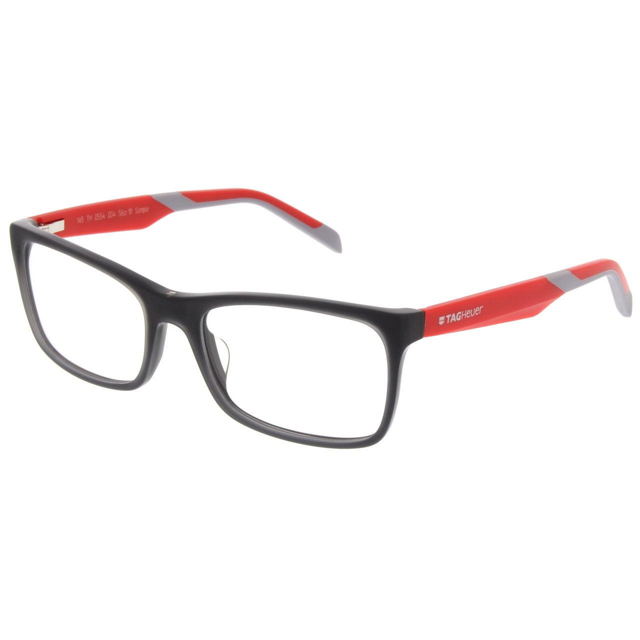 868ee739bd0 TAG Heuer B-URBAN Glasses Rectangle Prescription Rx Ready Eyeglasses ...