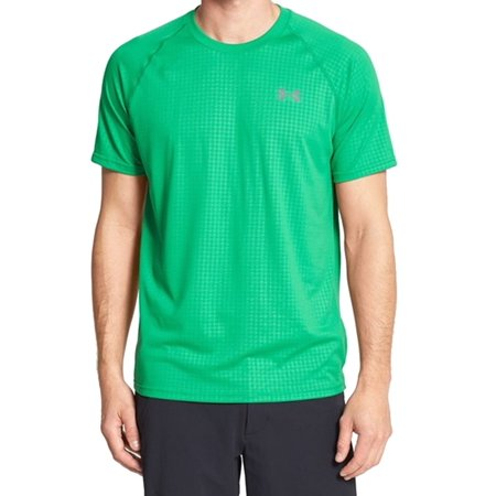 17c99bd7cf Under Armour NEW Green Mens Size XL Heat Gear Classic-Fit Athletic Top 910