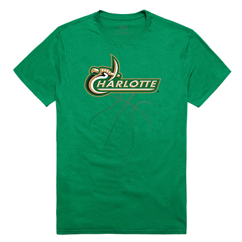 University of North Carolina at Charlotte 49ers NCAA Basketball Tee T-Shirt