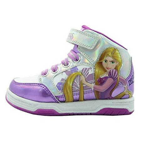 ae62dfb5ea76 Disney - Disney Princess Rapunzel Girls Hi Top Sneaker Shoe (12 US ...