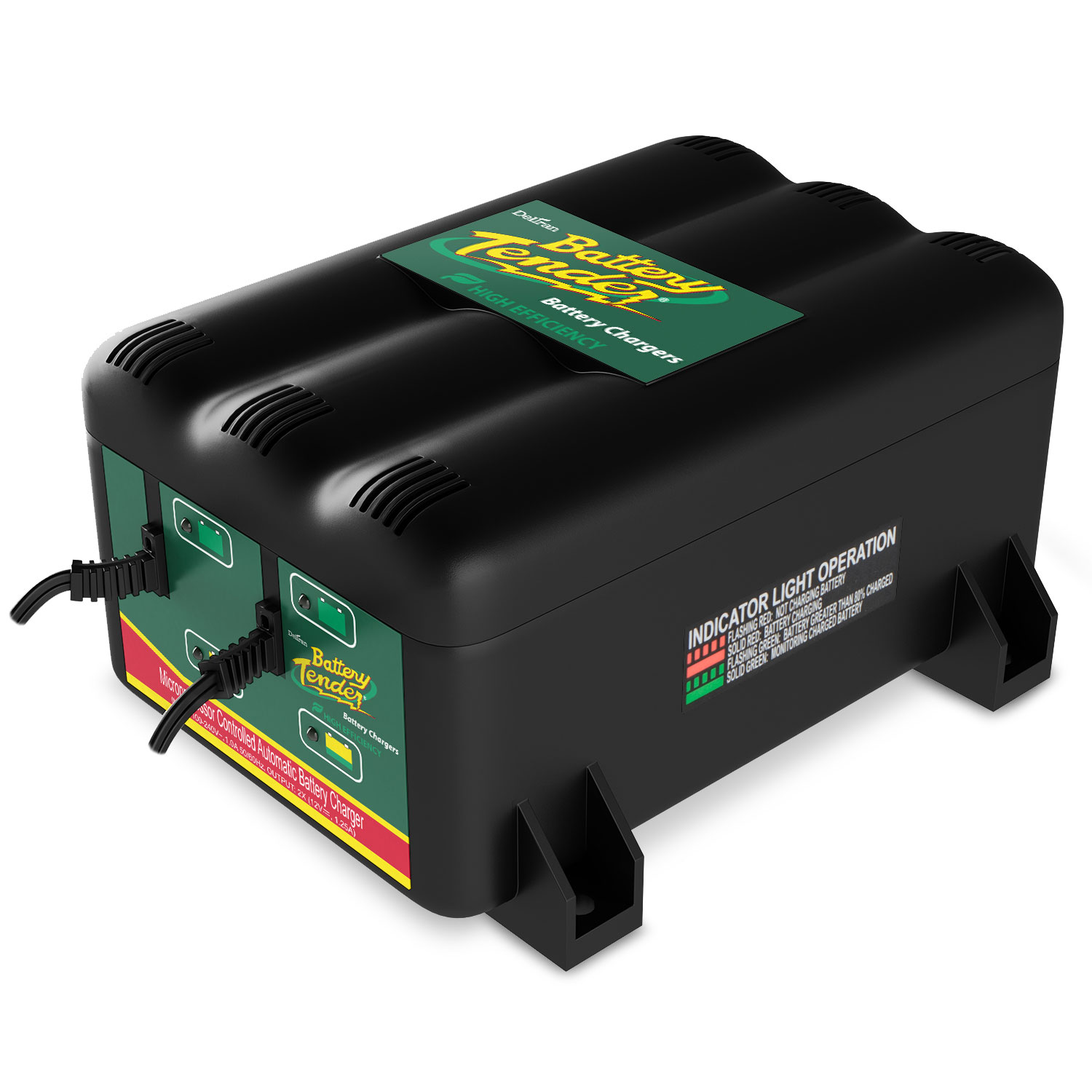 Battery Tender 2-Bank Battery Management System by Battery Tender