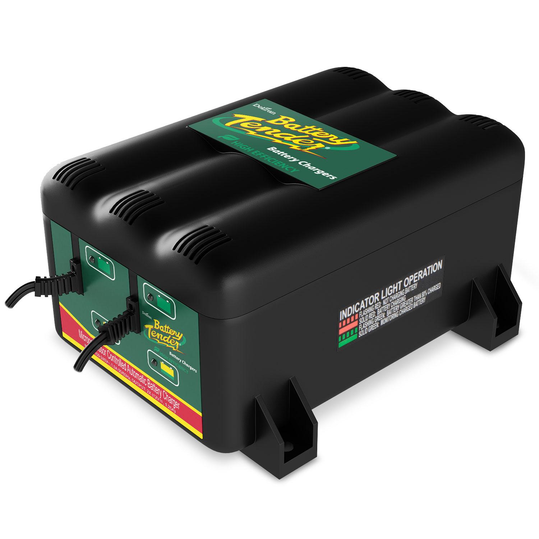 Battery Tender 2-Bank Battery Management System