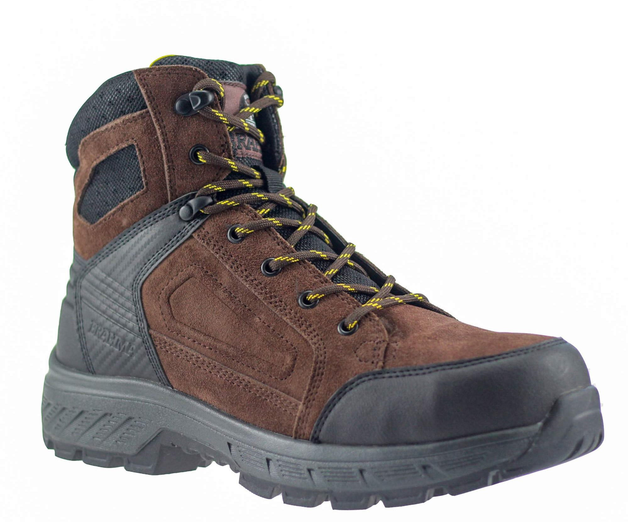1a4b038565e Brahma Men's Shield Steel Toe Work Boot