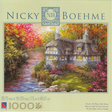 (There's No Place Like Home 1000 Piece Puzzle)
