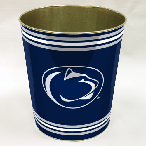NCAA Penn State Nittany Lions Wastebasket