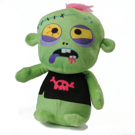 Plush Dallas Halloween (Veil Entertainment Halloween Spooky Zombie with Tie 10