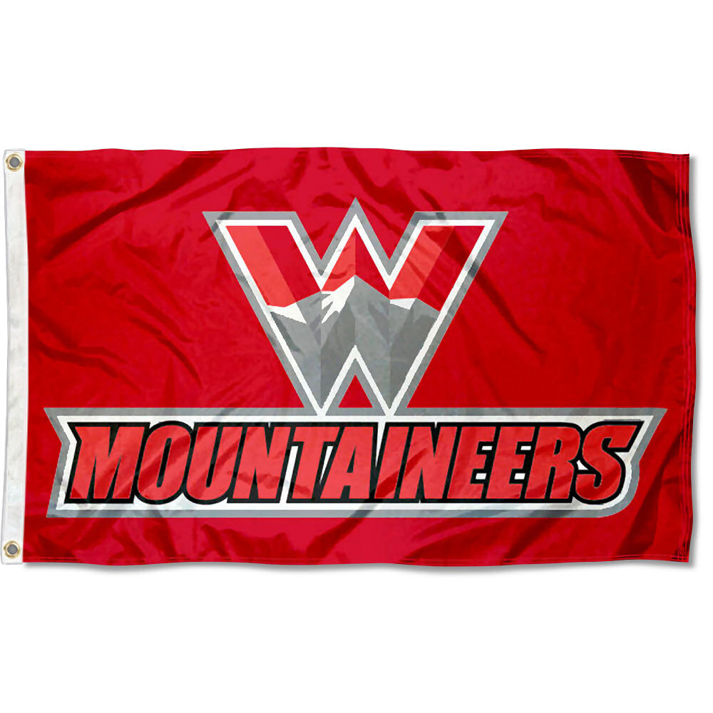 Western State Colorado University Mountaineers Flag