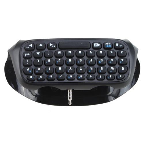 AGPtek Bluetooth Gamepad Joystick Keyboard for PS4 Controller
