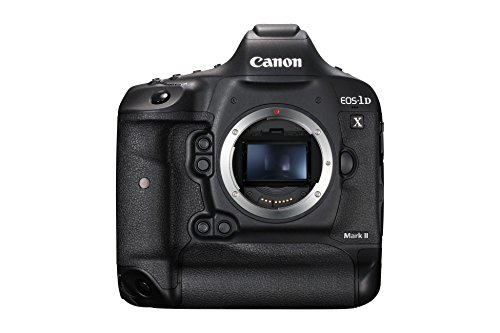 Canon EOS-1D X Mark II Digital SLR Camera Body by Canon