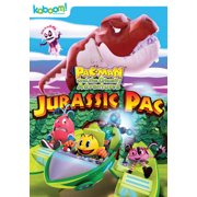 Pac-Man & The Ghostly Adventures: Jurassic Pac (DVD) - Pagan Halloween Name