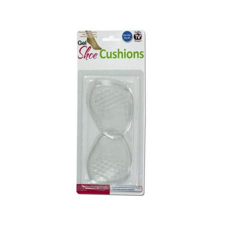 Bulk Buys GM708-48 Gel Shoe Cushions - Pack of 48 ()