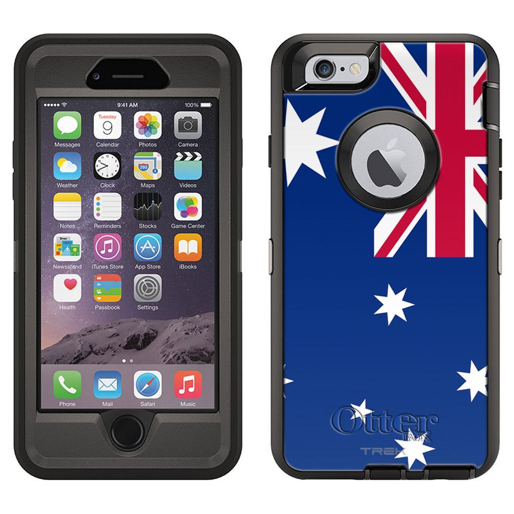 OtterBox Defender Apple iPhone 6 Plus Case - Australia Fl...