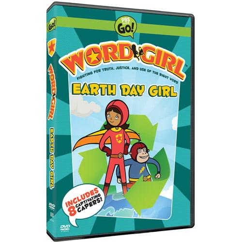WordGirl: Earth Day Girl (Widescreen)