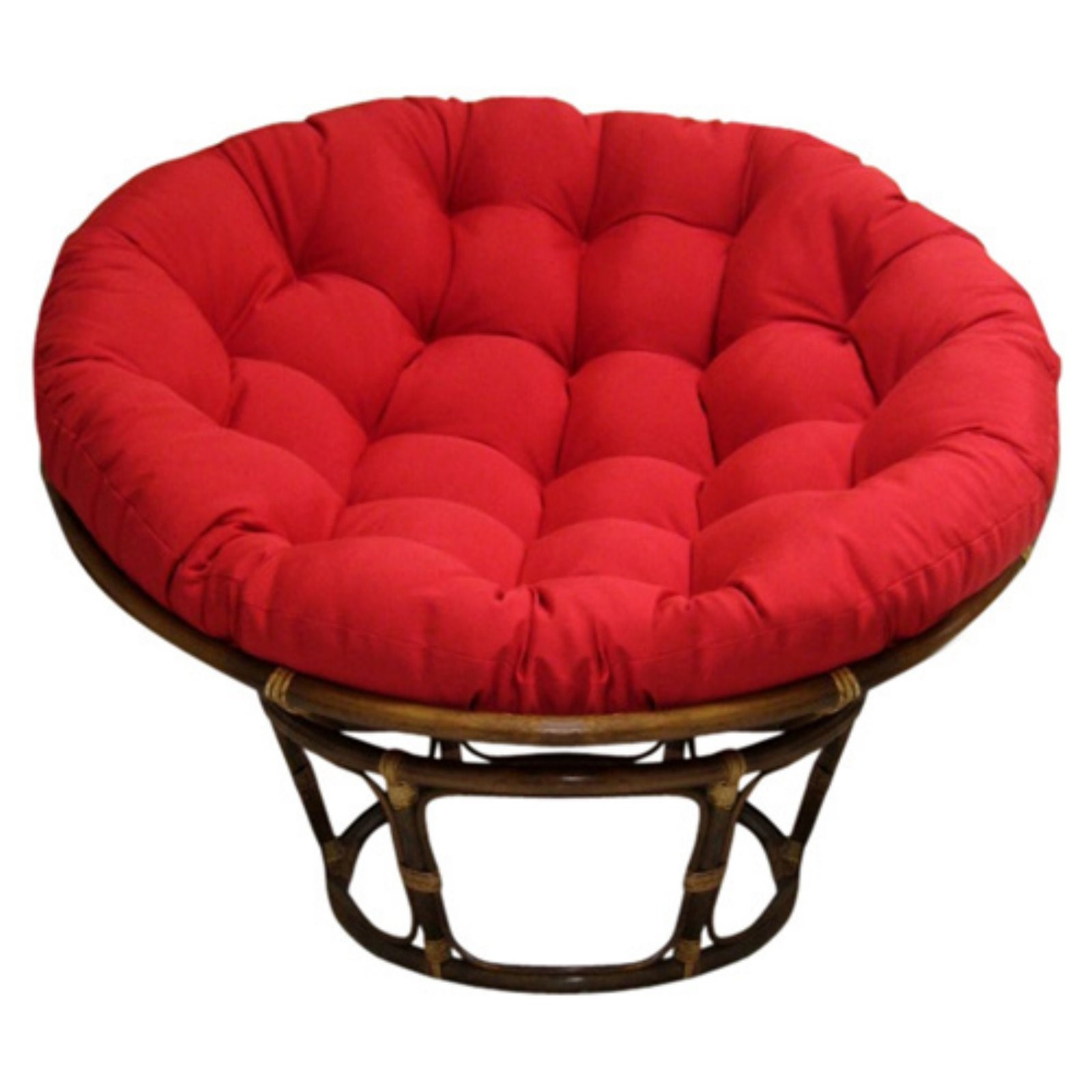 Blazing Needles Single Papasan Cushion