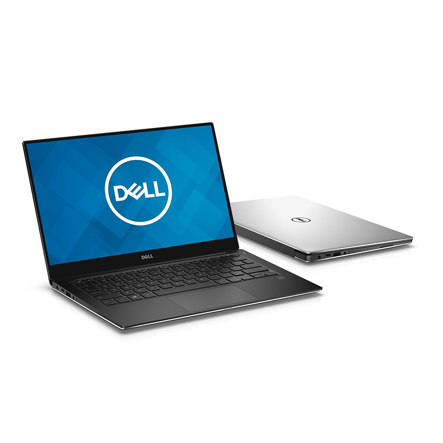 """Dell XPS9360-7758SLV-PUS 13.3"""" Intel Core i7-7560U 8GB 256GB Pie Solid State Drive Windows 10 Home Traditional Laptop"""