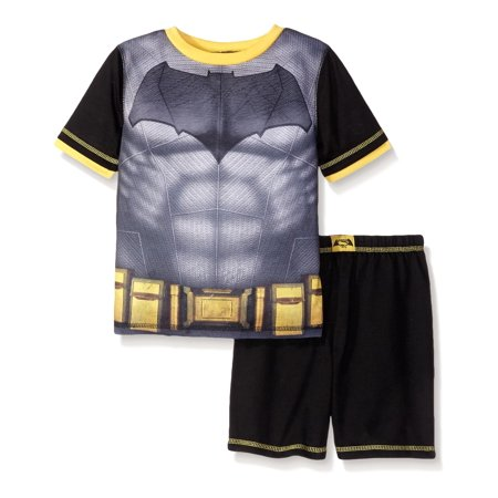 Batman Boys' 2 Piece Short Set with Cape - image 1 of 1