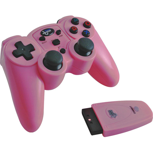 DREAMGEAR DGPN-558 PlayStation(R)2 Magna Force Wireless Controller