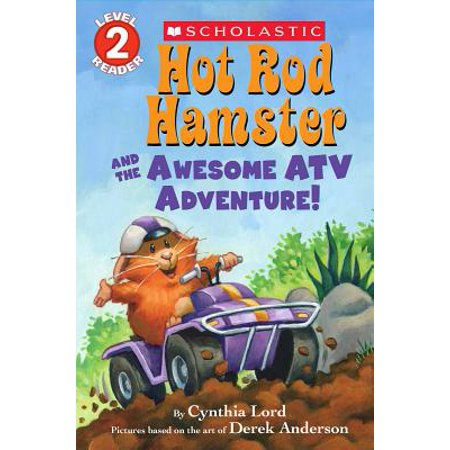 Hot Rod Hamster and the Awesome ATV -