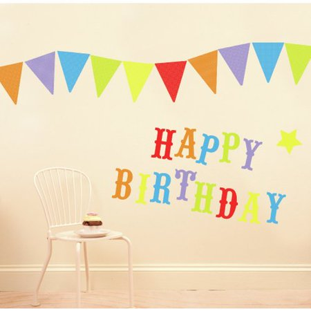 Fun To See Hy Birthday Party Wall Decal