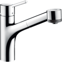 Hansgrohe Talis S Single Hole Kitchen Chrome