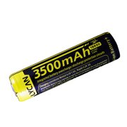 Lycan 18650 3500mAh Li-ion Rechargeable Battery