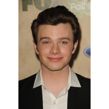 Chris Colfer At Arrivals For Fox Fall Eco-Casino Party The Bookbindery Culver City Ca September 12 2011 Photo By Dee CerconeEverett Collection Celebrity