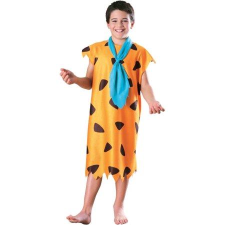 Morris Costumes Fred Flintstone Child Large Halloween Costume