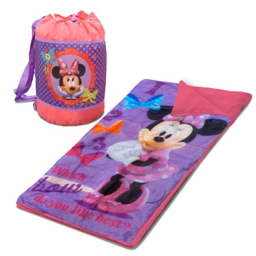 Disney Minnie Mouse Slumber Duffle Bag