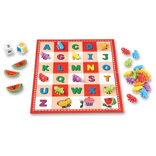 Learning Resources Kid Learning Number Board Set - Theme/subject: Learning - Skill Learning: Letter Recognition, Number Recognition, Counting, Problem Solving, Color Identification - 3-7 (lrn-7730)