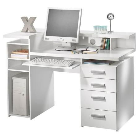 Wheaton 4 Drawer Desk