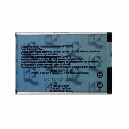 Original OEM Kyocera Jax TXBAT10182 s1300 700 mAh Lithium Ion Battery (Refurbished) 700 Mah Compatible Battery