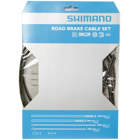 Shimano Road PTFE Brake Cable and Housing Set