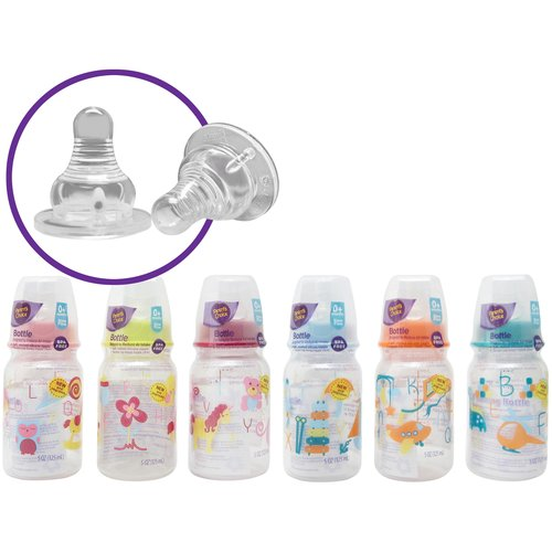 Parent's Choice BPA Free 5-Ounce Bottle