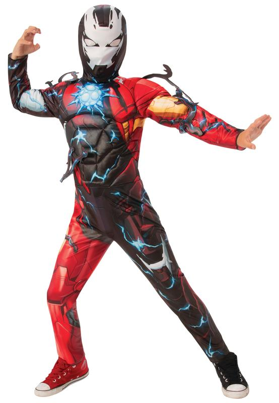 Rubie S Marvel Venomized Iron Man Child Halloween Costume Walmart Com Walmart Com Check out carol 'captain marvel' danver's comic book costume history! rubie s marvel venomized iron man child halloween costume walmart com