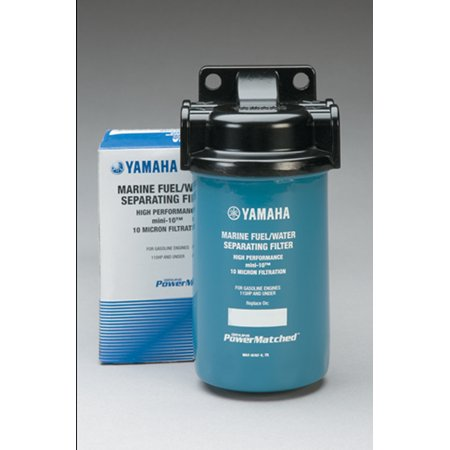OEM Yamaha Mini-10™ 10-Micron Fuel Filter Assembly (Yamaha Fuel Filter Mar Fuelf Il Tr)