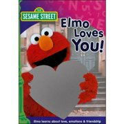 Sesame Street: Elmo Loves You! (Full Frame) by GENIUS PRODUCTS INC