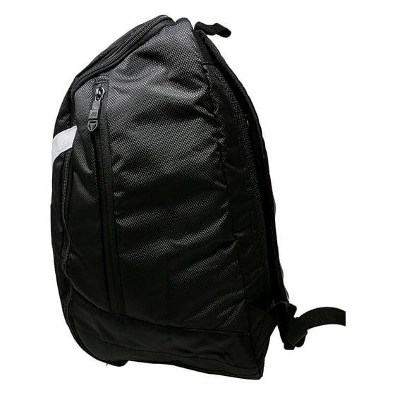 286d610055 New Balance - New Balance Team Ball Nylon Backpack - Black   White ...