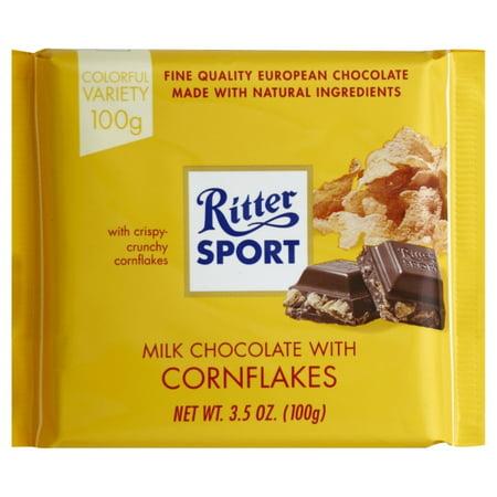 Alfred Ritter Ritter Sport  Milk Chocolate, 3.5 oz