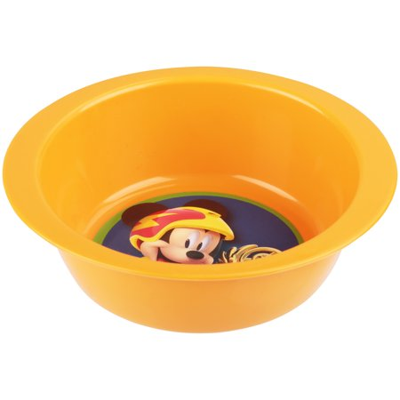 Mickey Mouse Bowls (Disney Mickey Mouse Toddler Bowl)