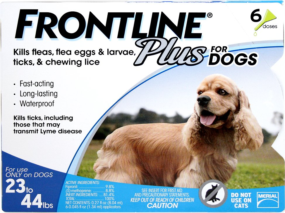 Flea and tick control for dogs walmart