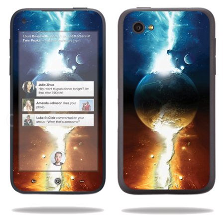 Skin Decal Wrap For Htc First Cell Phone Sci Fi