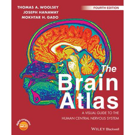 The Brain Atlas : A Visual Guide to the Human Central Nervous