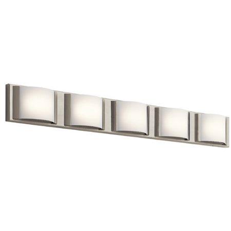 Brayden Studio Reticulum 5 Light Bath Bar