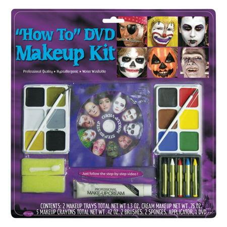 How To DVD Makeup Kit