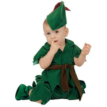 Baby Peter Pan Costume - Peter Pan Funny Costume
