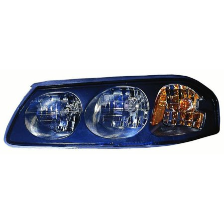 2004-2005 Chevy Impala Driver Side Headlight GM2502248 (Chevy Impala Driver Headlight)