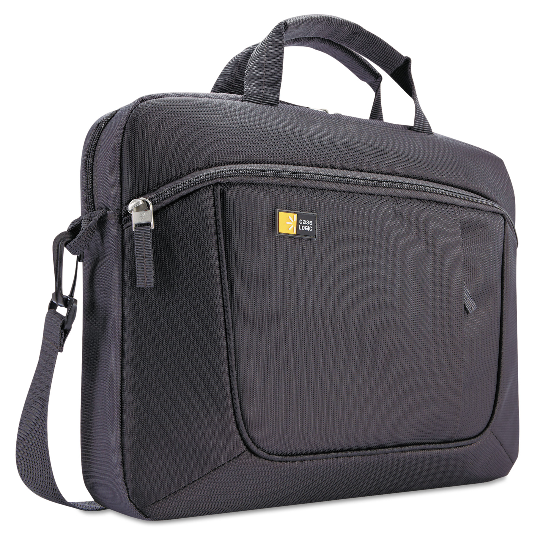 "Case Logic Laptop and Tablet Slim Case, 15.6"", 16 1/2 x 3 1/5 x 12 4/5, Dark Gray"
